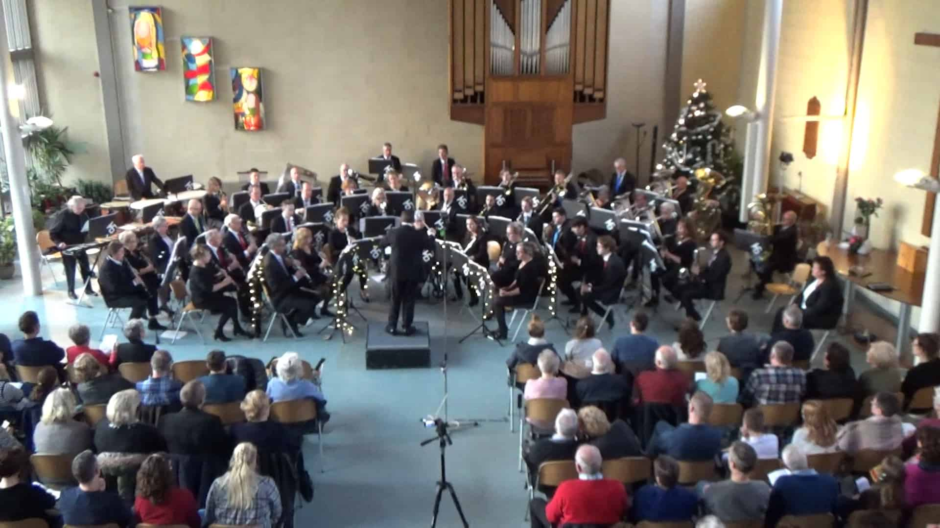 Recordings Christmas concert