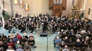 Harmoniecorps Tuindorp kerstconcert 2019