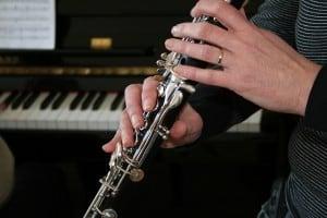 klarinet-spelen